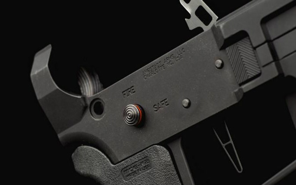 AR-15 M4  X-Defense Push Button Safety Made In the USA