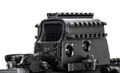 Armored Rail Sight System QR 2 MOA Green Dot Reflex Sight w/ Red Laser