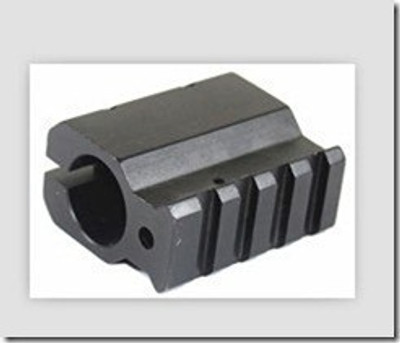 AR15 Ar Micro Low Profile .750 Gas Block for .750 O.D. Barrel