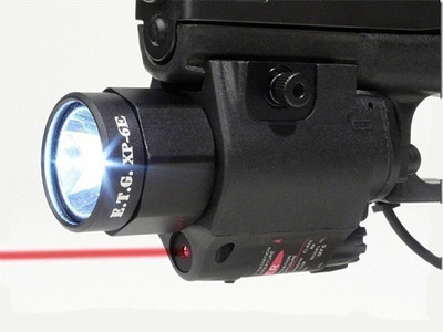 Xp6e Laser & Flashlight Combo Sight