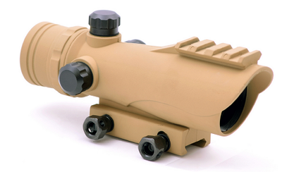 Phantom Tactical CQB Red Dot Sight In Flat Dark Earth FDE Color