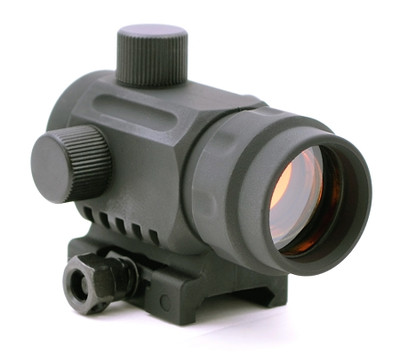 Micro Phantom Tactical Red Dot Sight Made of High Strength Polymer & Aluminum