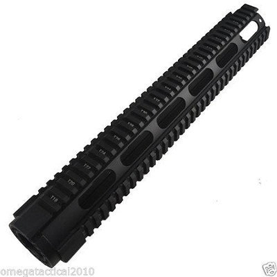 15 Inch Free Float Quad Rail