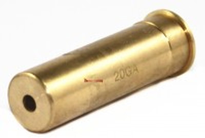 Brass 20 Ga Premium Laser Bore Sight