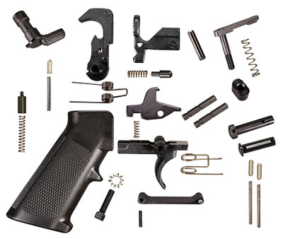 Tactical Superiority Mil Spec Quality Lower Parts Kit LPK For AR-15