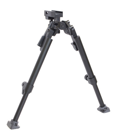 "Extreme Heavy Duty Swivel Tactical Bipod 8""-11"""