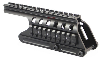 Remington 870 Shotgun Picatinny Rail Mount