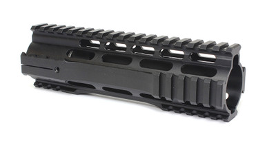 "Modular Pro 7.2"" Length Modular Free Float Quad Rail With Steel Nut"