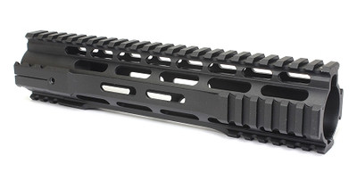 "Modular Pro 10"" Length Modular Free Float Quad Rail With Steel Nut"