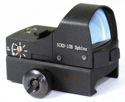 Vector Optics Sphinx High Quality Mini Green Dot Scope Sight for Pistol and Rifle