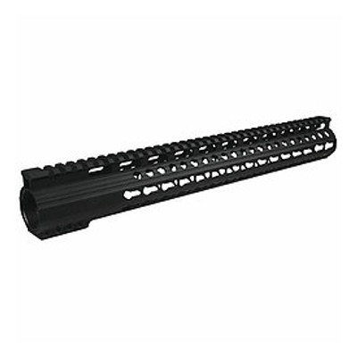 "Davidson Defense Premium Ultra Slim Keymod Handguard 16.5"" Milspec Type III Finish"