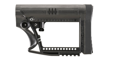 LUTH-AR MBA-4 CARBINE COMMERCIAL BUTTSTOCK- Black