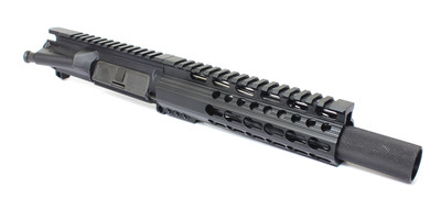 Davidson Defense AR-15 5.56 NATO 7.5'' Premium Ultra Slim Pistol Upper W/ Flash Forwarder (No BCG)