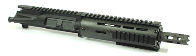 "NEW Davidson Defense Pistol Upper .223 WYLDE 7.5"" Stainless Steel 1:7 Barrel With 7"" Carbon Fiber Handguard & Custom Muzzle Brake"
