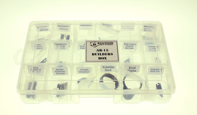AR-15/M16 Builders Box Replacement Parts Kit