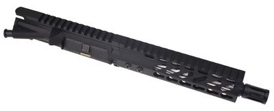 "Davidson Defense Assembled Pistol Upper W/ 7.5"" SS 5.56 Nato 1:7 Barrel & Super Slim Handguard"