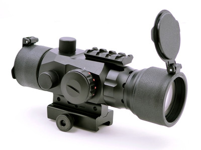 Phantom 2x Red Green Multi Reticle Dot Reflex Sight 2x40MR