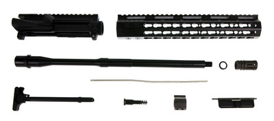 "Davidson Defense ""Champion"" AR-15 Rifle Upper Kit Echo Slim Keymod Handguard & 16"" 5.56 NATO 1:8 Colt Competition Barrel"