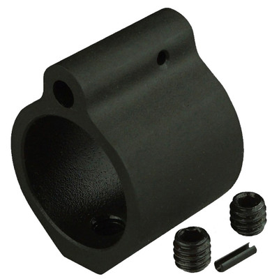 Omega Mfg. .936 Aluminum Low Profile Gas Block