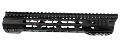 "Davidson Defense 12"" AR-15 Heavy Duty Keymod Handguard with Steel Barrel Nut"