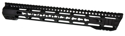 "Davidson Defense 15"" AR-15 Heavy Duty Keymod Handguard with Steel Barrel Nut"