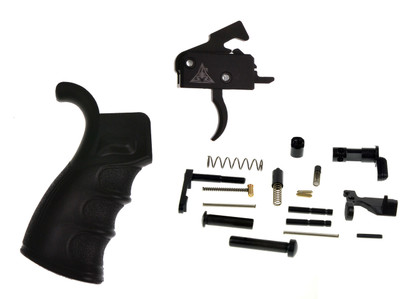 Rise Drop In 3.5 Lb Trigger & Premium Lower Parts Upgrade Kit