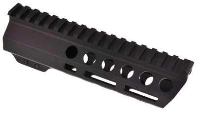 "Davidson Defense Black Diamond Series ""Executive"" 7"" MLok Slant Pro Handguard - Made in USA"