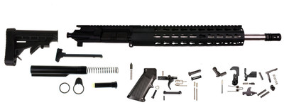 "Davidson Defense AR-15 Complete Rifle Kit W/ 16"" Stainless Match 1-8 Hbar Barrel & 12"" Premium Handguard"
