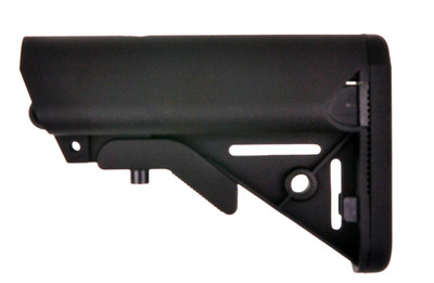 American Spec-ops Tactical Sopmod Black Buttstock Mil-Spec Sized   (Super Closeout Priced)