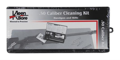 Kleenbore .50 Caliber Rifle and Handgun Cleaning Kit