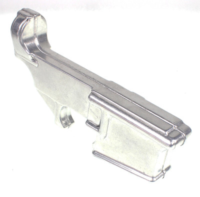 Cerro Forge 7075-T6 Aircraft Aluminum 0% Forging Lower Receiver (Highest Quality)
