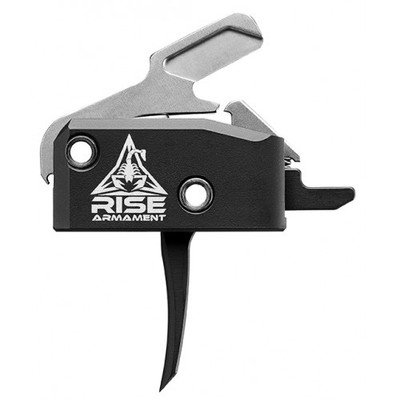 Rise Armament Ultra Match RA-434 Flat Trigger High Performance 3.5 LBS  In Trigger