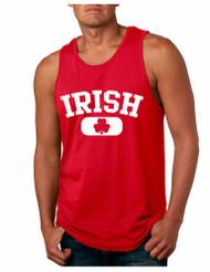 IRISH SHAMROCK Men's Jersey Tank Top