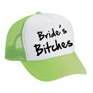 Snapback Hat Brides Bitches Bachelorette party Bridesmaids Wedding Love