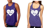 I stole her heart, so i'm stealing his last name valetine day couples Tank Top gift