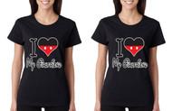 I love my Girlfriend, Gays, Lesbians, couples TShirts