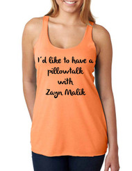 A Pillowtalk with Zayn Malik Women Tank Top