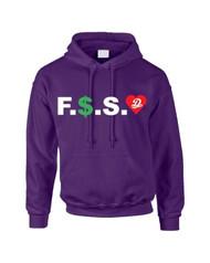 F Money Spread Love J Cole Dreamville Women Hooded Sweatshirt
