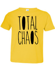 Total Chaos Fine Jersey Toddler T-shirt