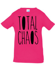 Total Chaos Fine Jersey Infant T-Shirt