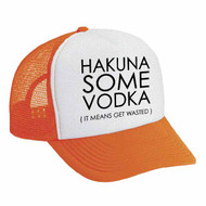 VODKA Valucap Foam Trucker Cap