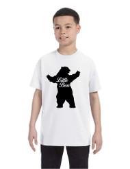 Kids T Shirt Little Bear Family Shirt Xmas Cute Holiday Gift