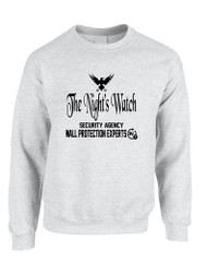 Adult Sweatshirt The Night Watch Security Agency Cool Top