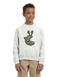 Kids Youth Sweatshirt Slogoman Cool Top Cute Trendy Gift