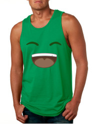 Men's Tank Top Jelly Time Cool Top Trendy Gift