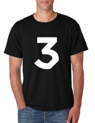 Men's T Shirt Chance 3 Cool T Shirt Hot Popular Tee