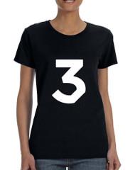 Women's T Shirt Chance 3 Hot Popular T Shirt Cool Shirt