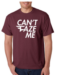 Men's T Shirt Can't Faze Me Popular T Shirt Cool Tshirt