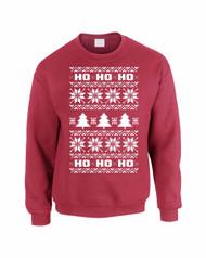 HO HO HO Women Sweatshirt