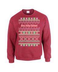 Marry fucking christmas Women Sweatshirt